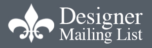 Click to join the Le Barn DESIGNER Mailing List (signup form)