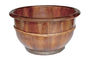 Chinese wooden bowl 2
